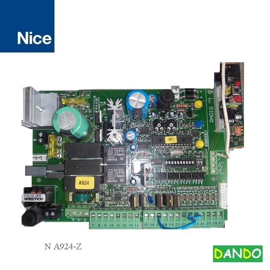 Nice N A924 Z Elektronika Pre Sumo Bez Boxu Dod Vate Sk