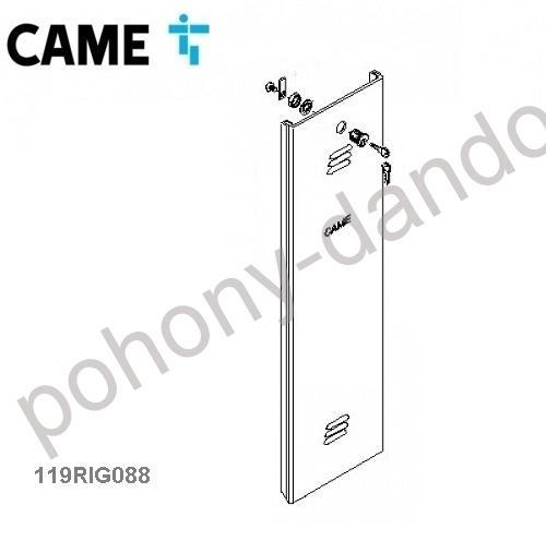 CAME 119RIG088 Náhradné dvierka GARD G2500 G4000