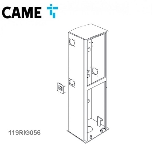 CAME 119RIG056 skriňa pre závoru G4000