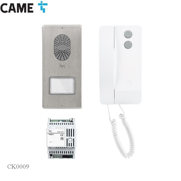 Came CK0009 -set audiovrátnika typ EARY, 230V, 50/60 Hz, IP54